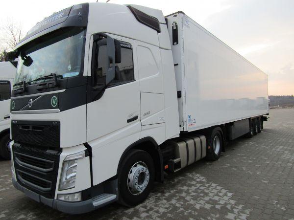 Копия_Седельный тягач Volvo FH (АКПП)