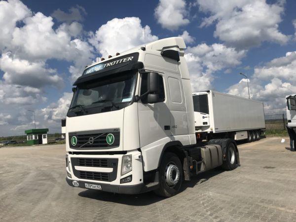 Седельный тягач Volvo FH (АКПП)